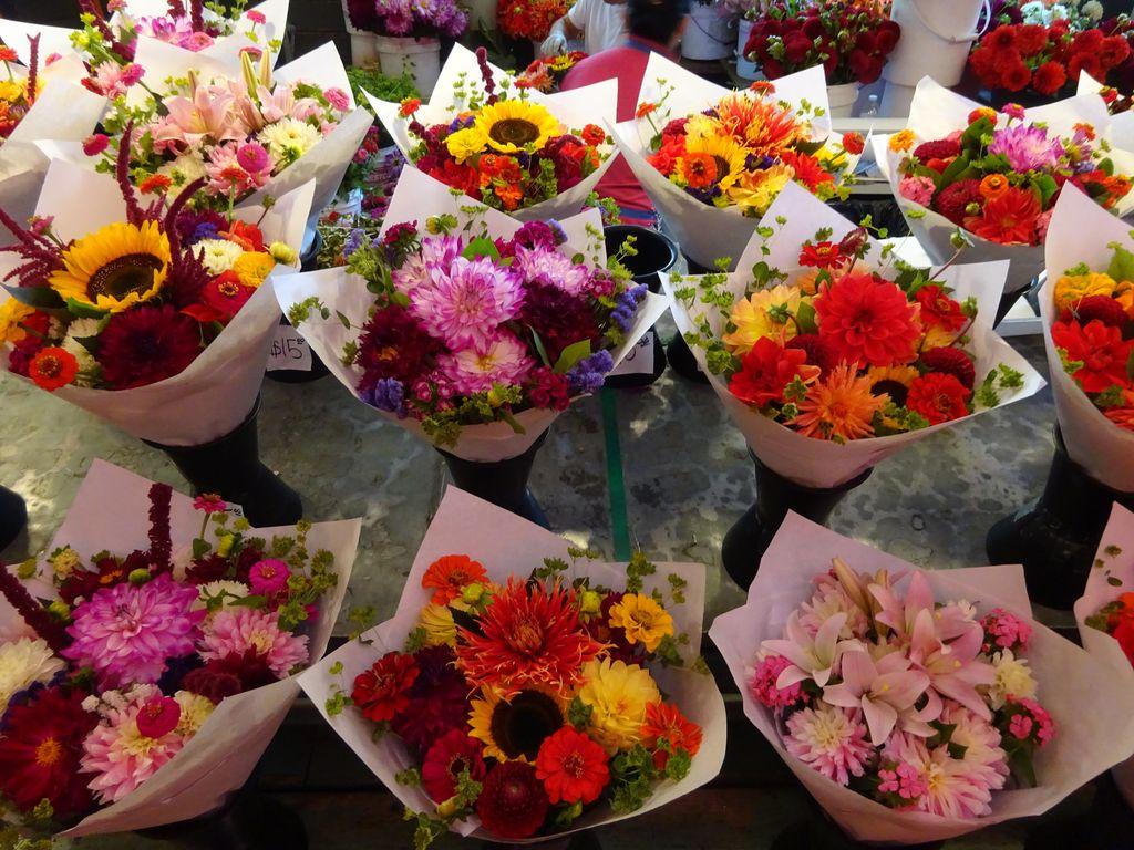 marché fleurs seattle