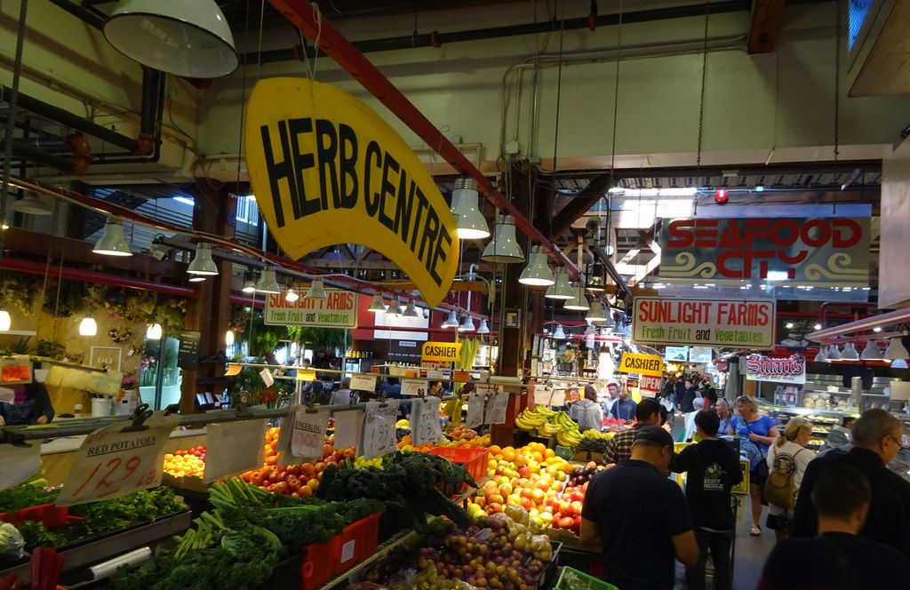 marché granville vancouver canada