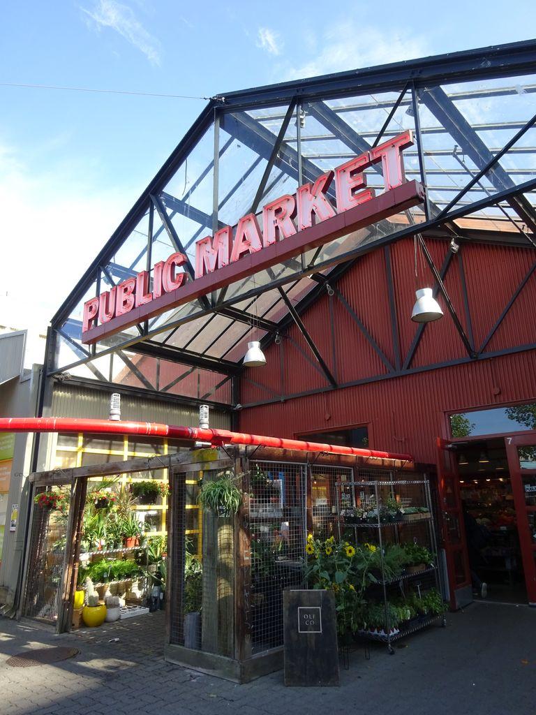 public market ile granville