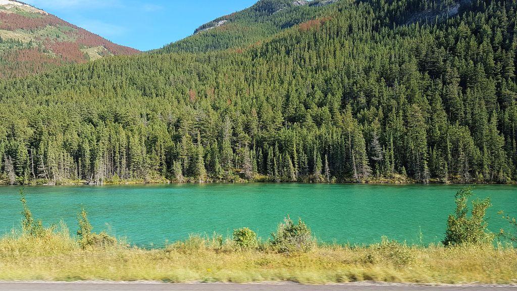 riviere montagne canada