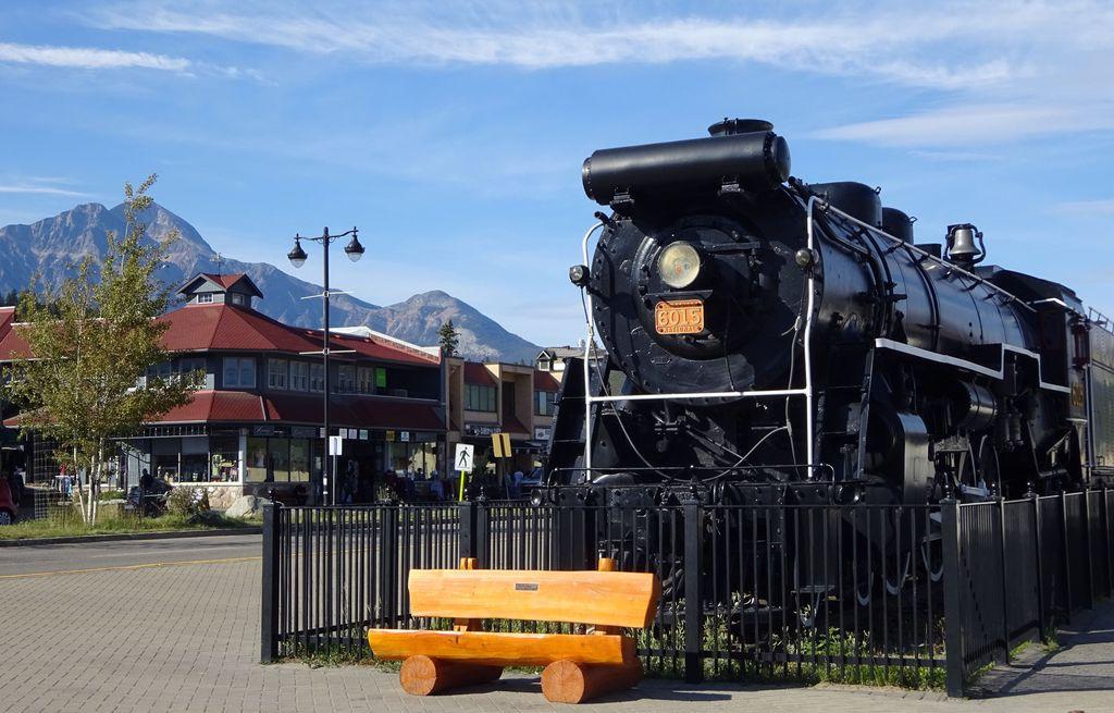 train jasper canada