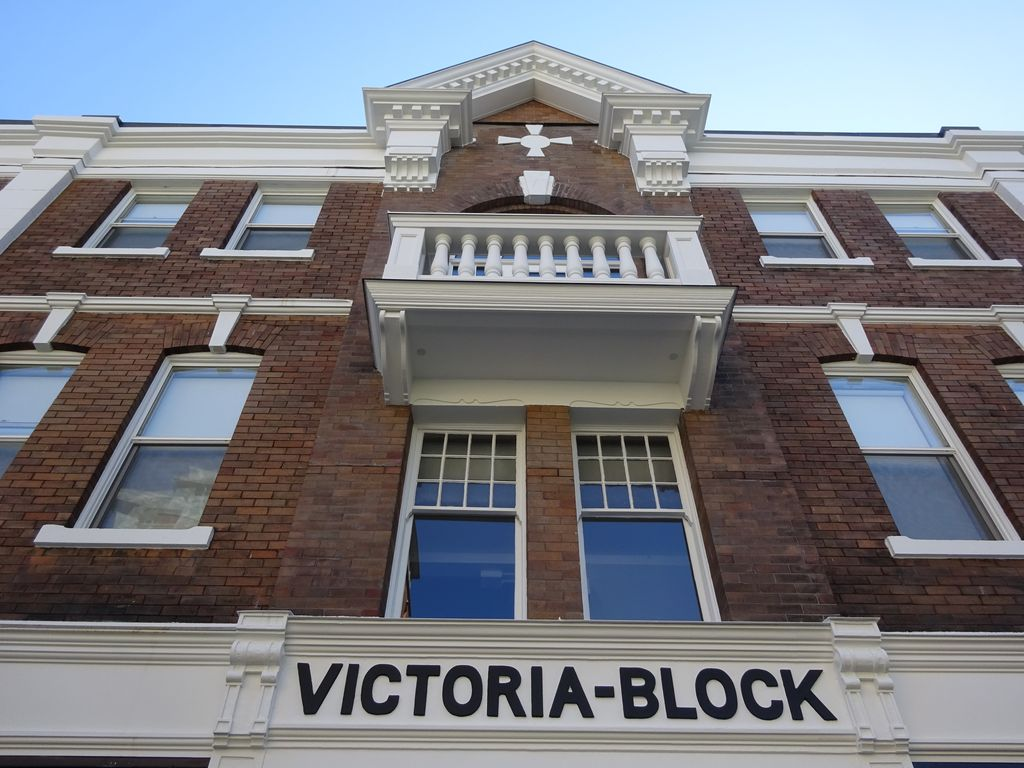 victoria block vancouver