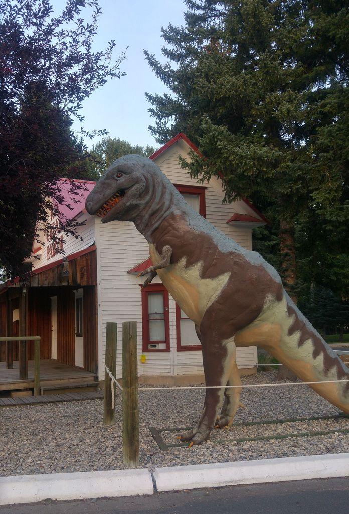 dinosaures choteau usa