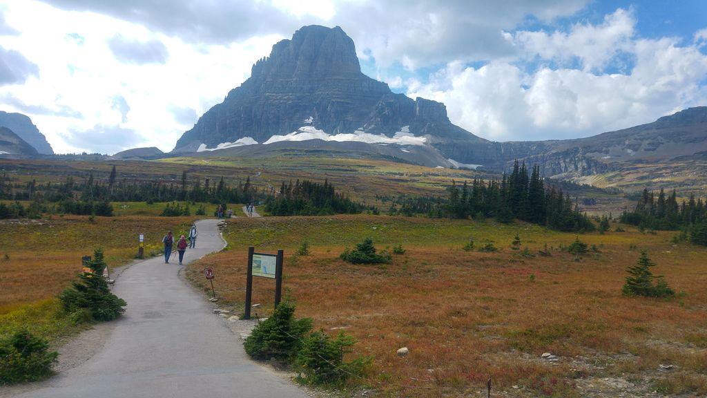 promenade glacier