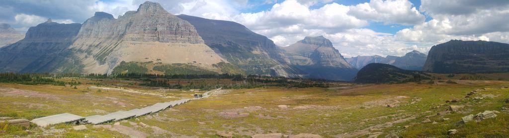 roadtrip glacier nps