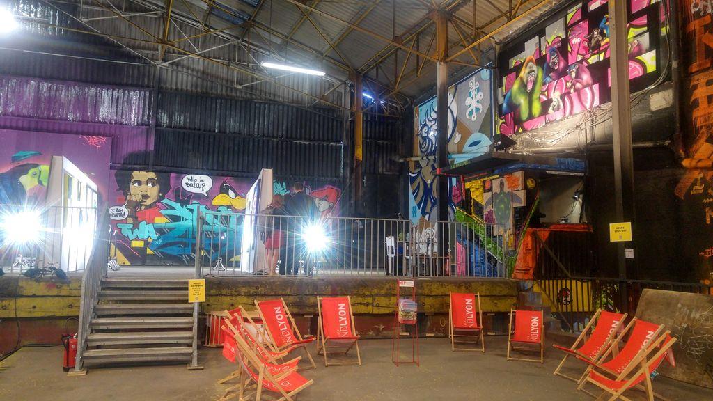 artistes peinture fraiche festival