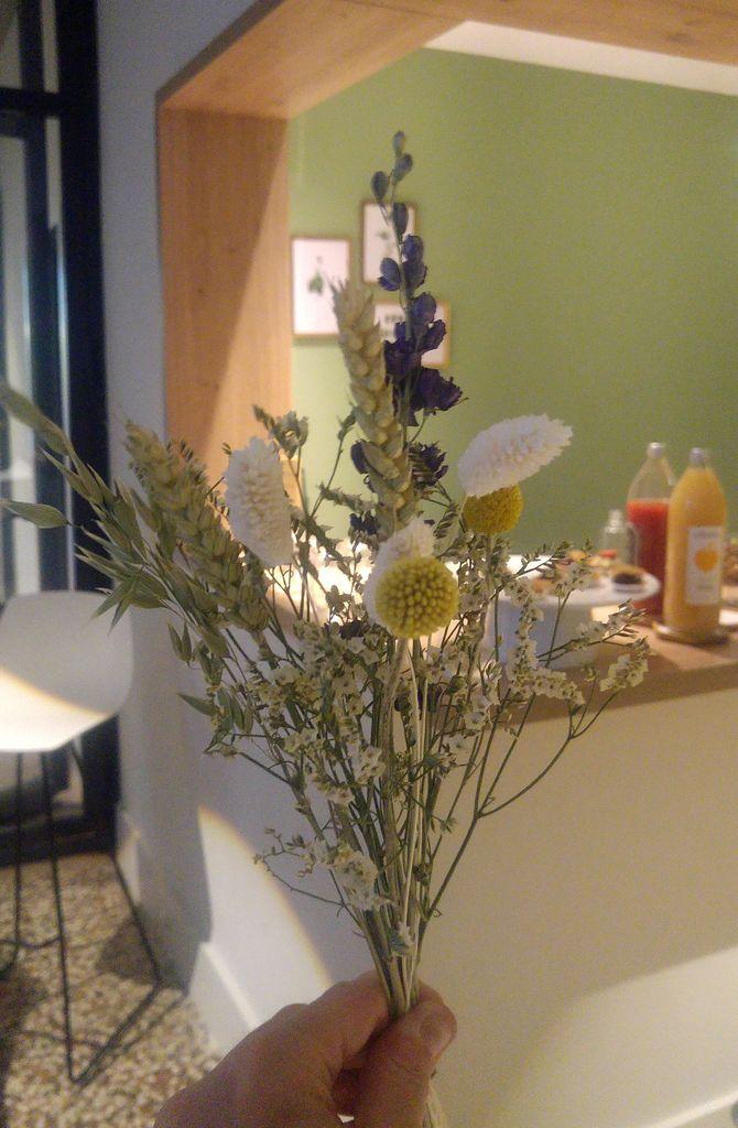 bouquet de fleur maison lassagne pimpantes