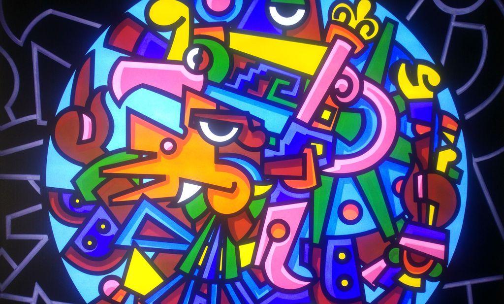 davila lyon festival street art