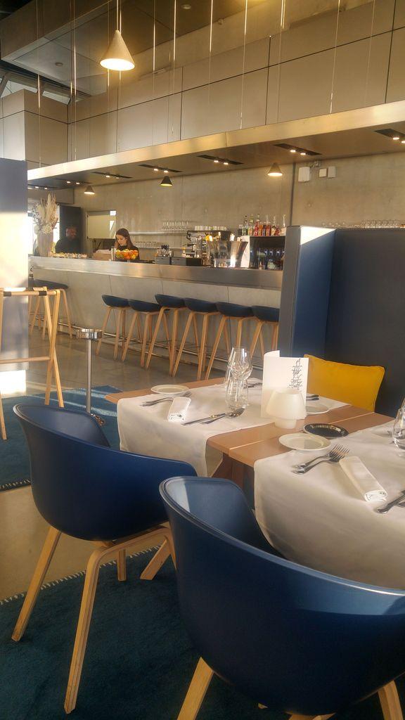 deco restaurant confluences lyon