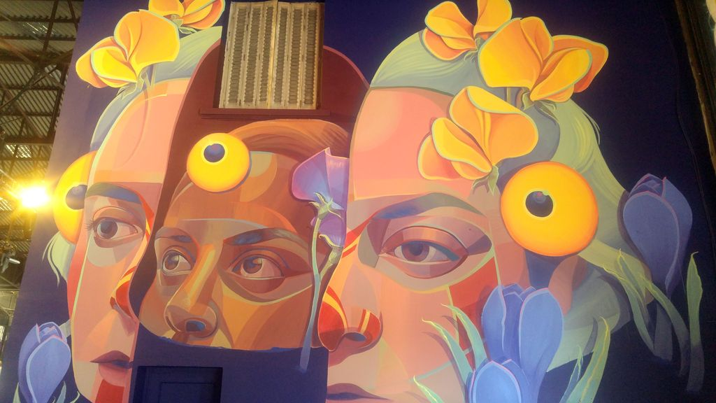 gleo street art lyon debourg
