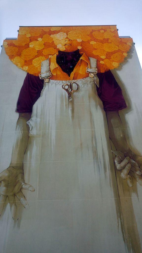 inti fresque murale lyon 7