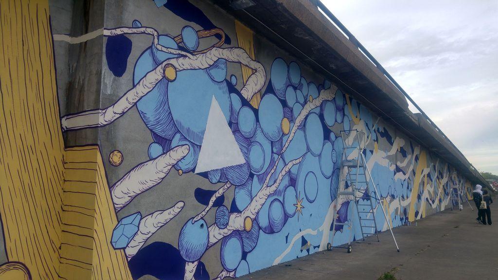 kid kreol boogie street art confluence