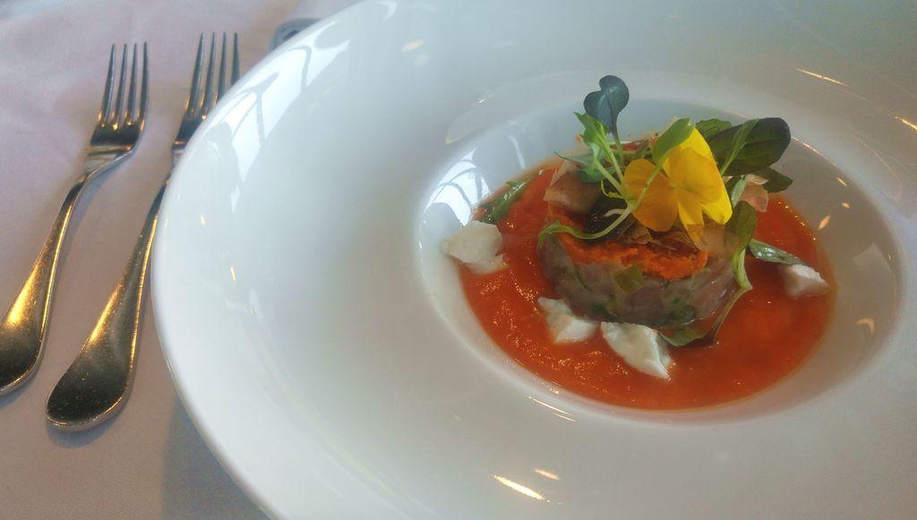 menu crepuscule et gastronomie lyon