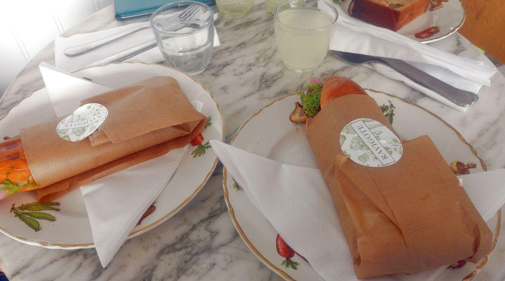 sandwiches l'annexe ravigote
