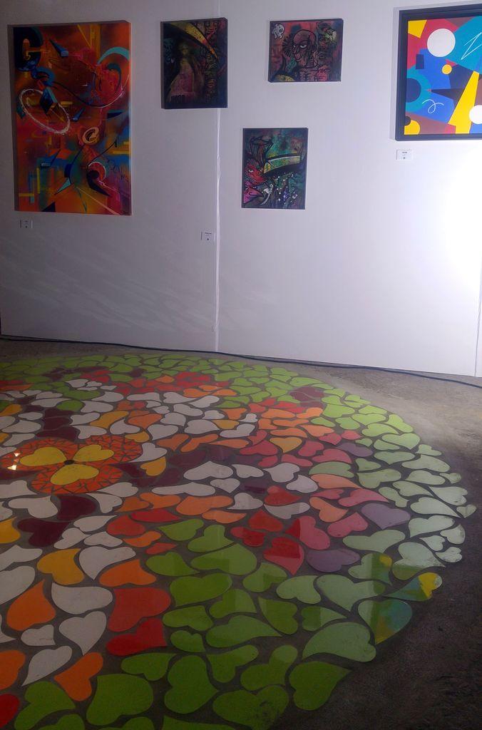 skene festival peinture fraiche