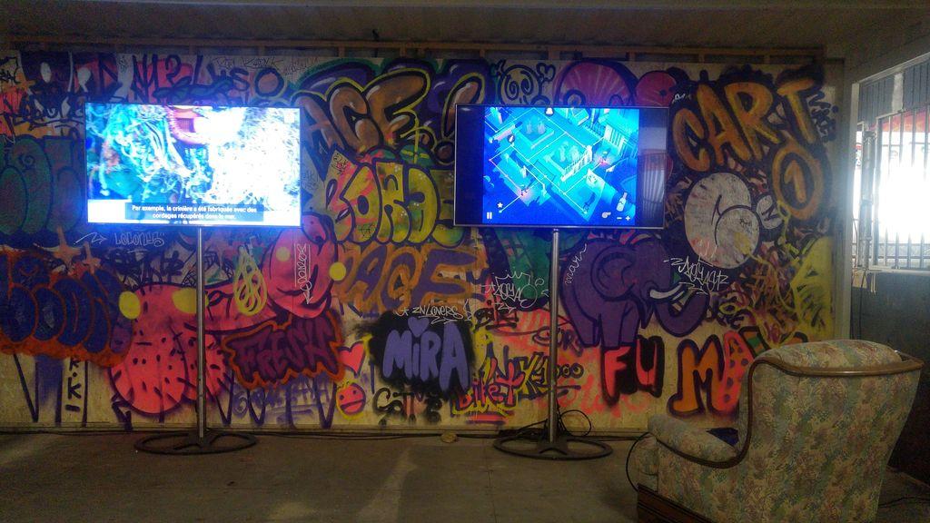 street art realite virtuelle