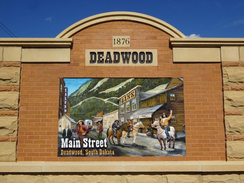 deadwood main street usa