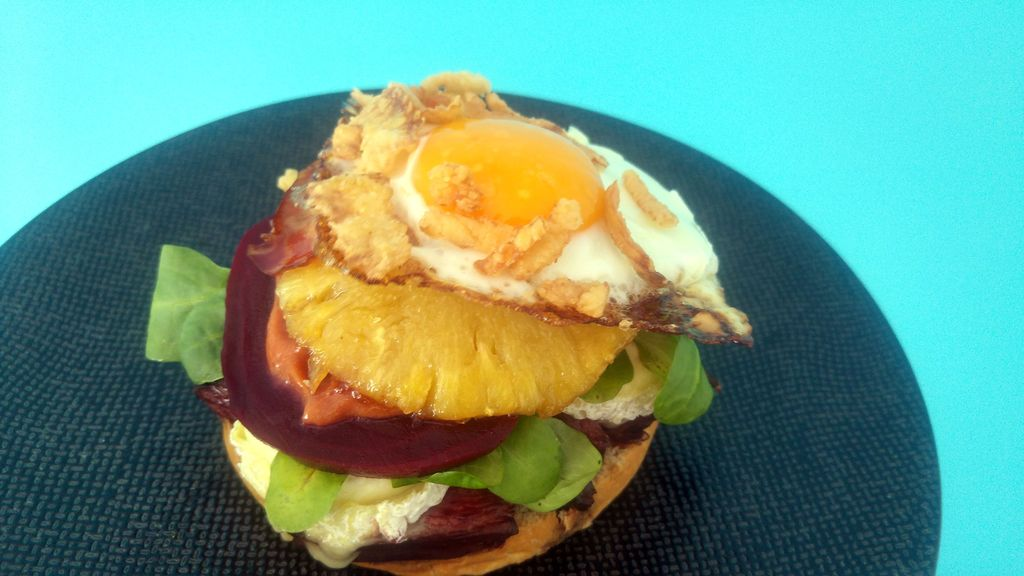 idée recette de burger maison