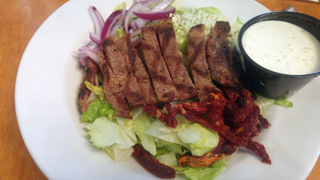 steak salade gem mineral palace deadwood