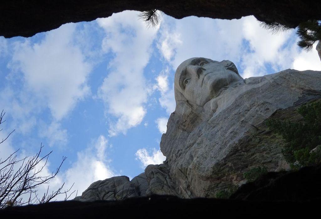 usa mont rushmore dakota