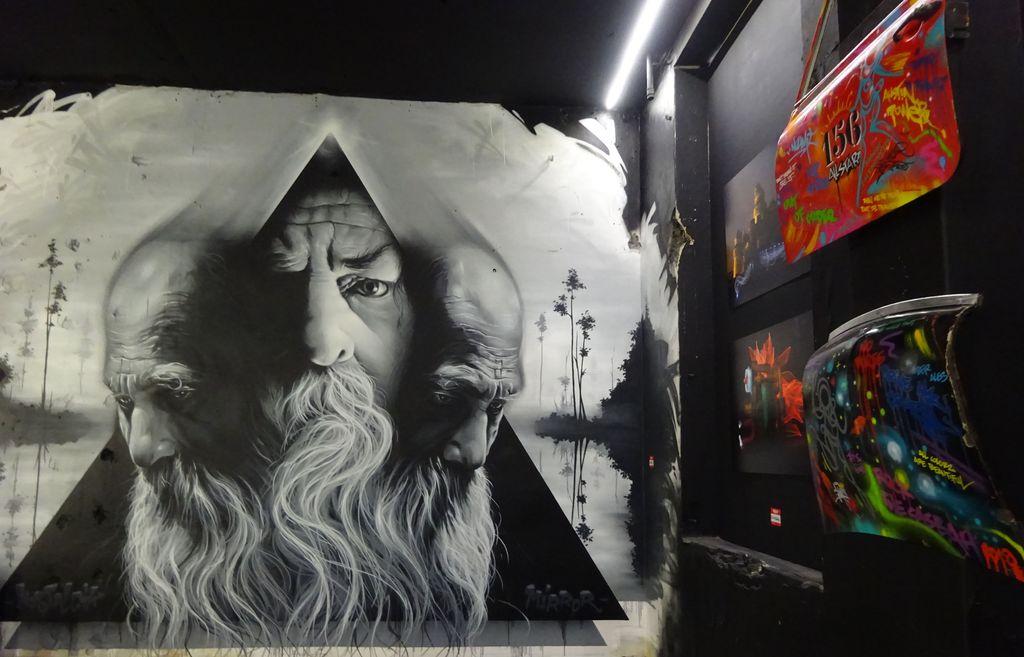 aero street art lyon
