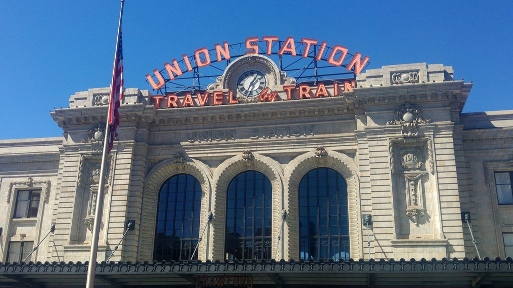 denver gare union station