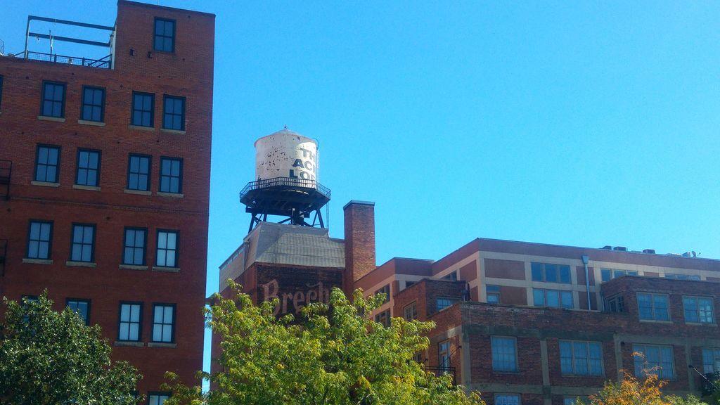 denver water tower