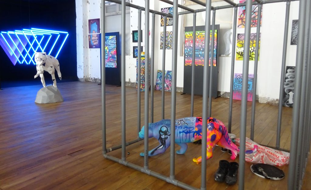 lyon street art zoo show
