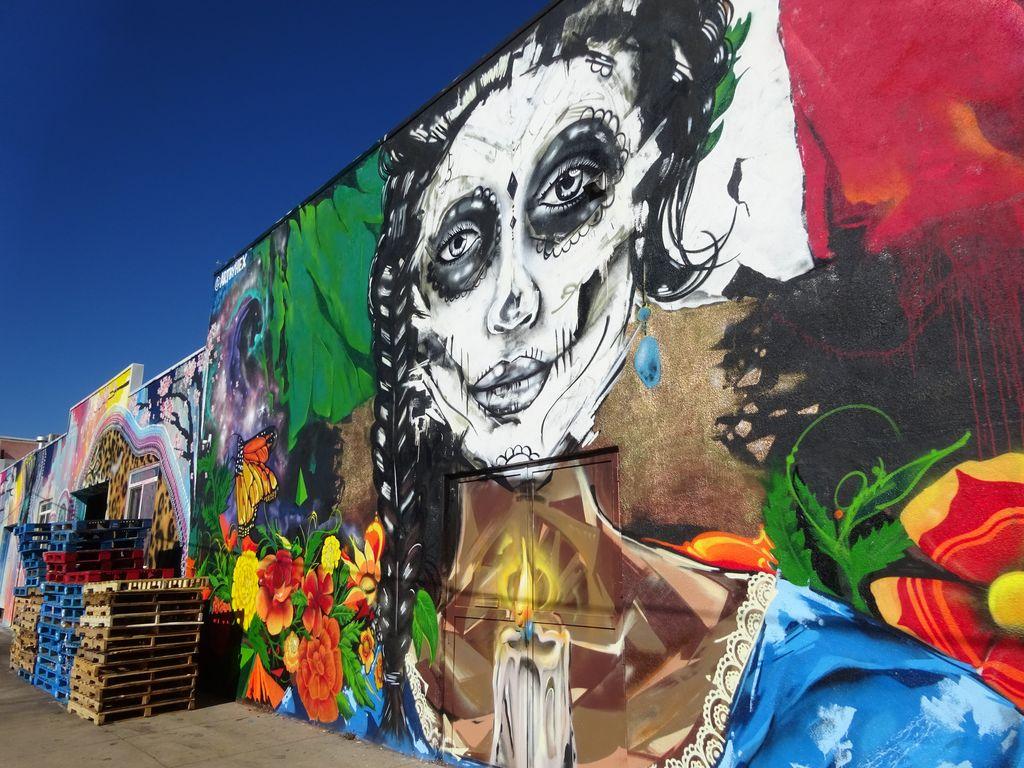 onver one street art denver