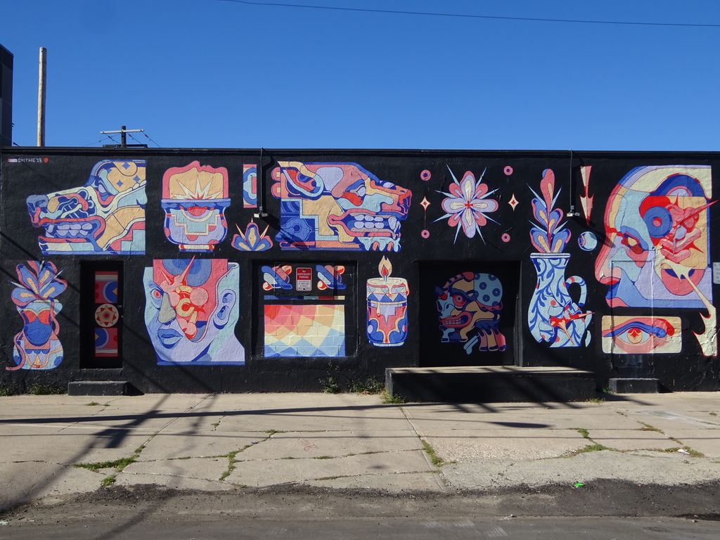 smithe stone street art rino denver colorado