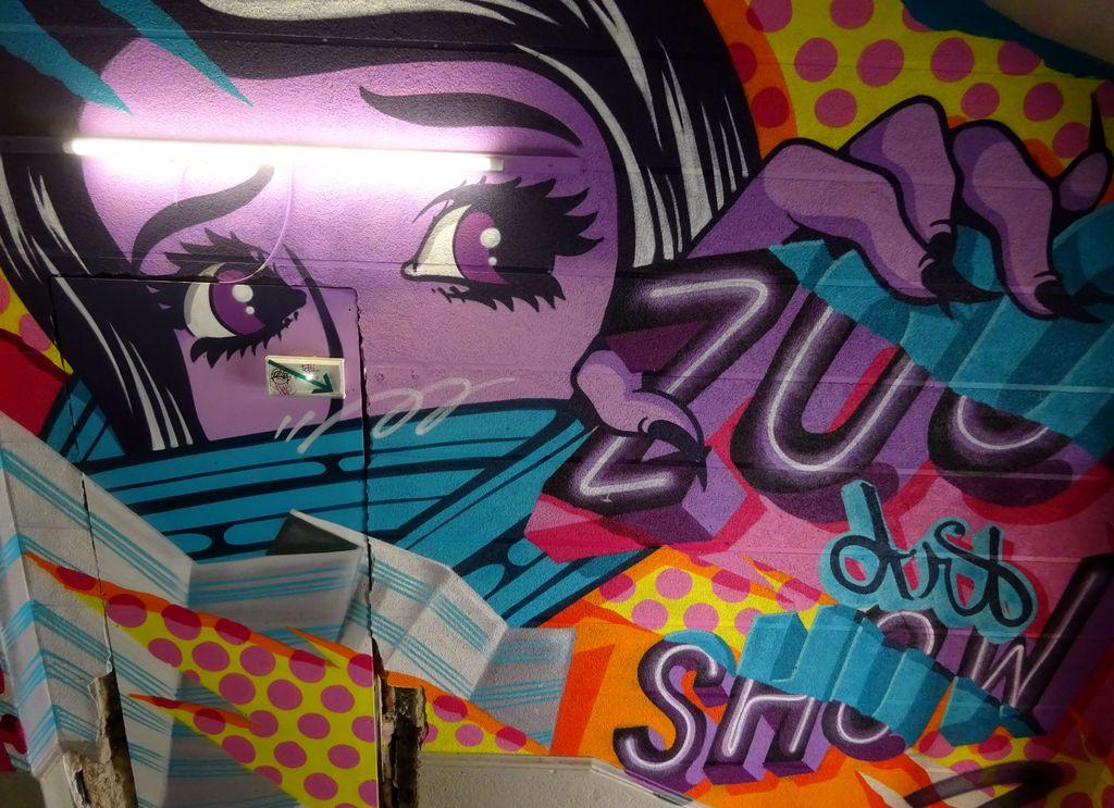 street art ynot lyon