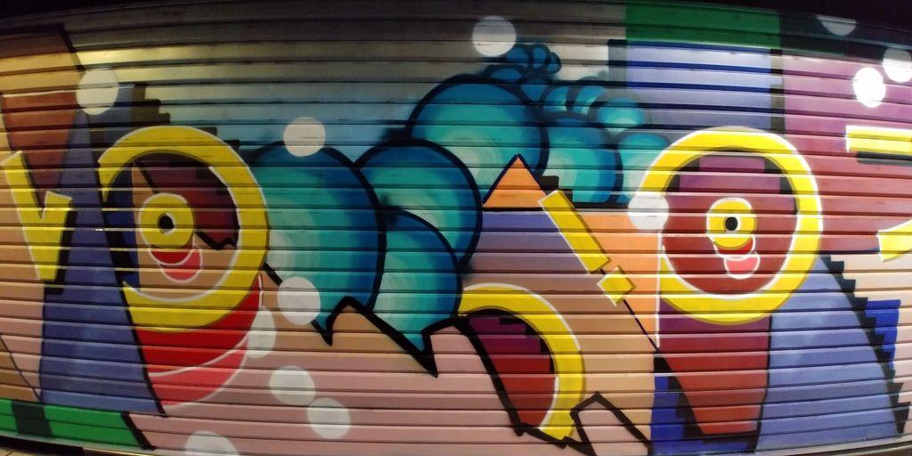 zoo art show halles lyon street art