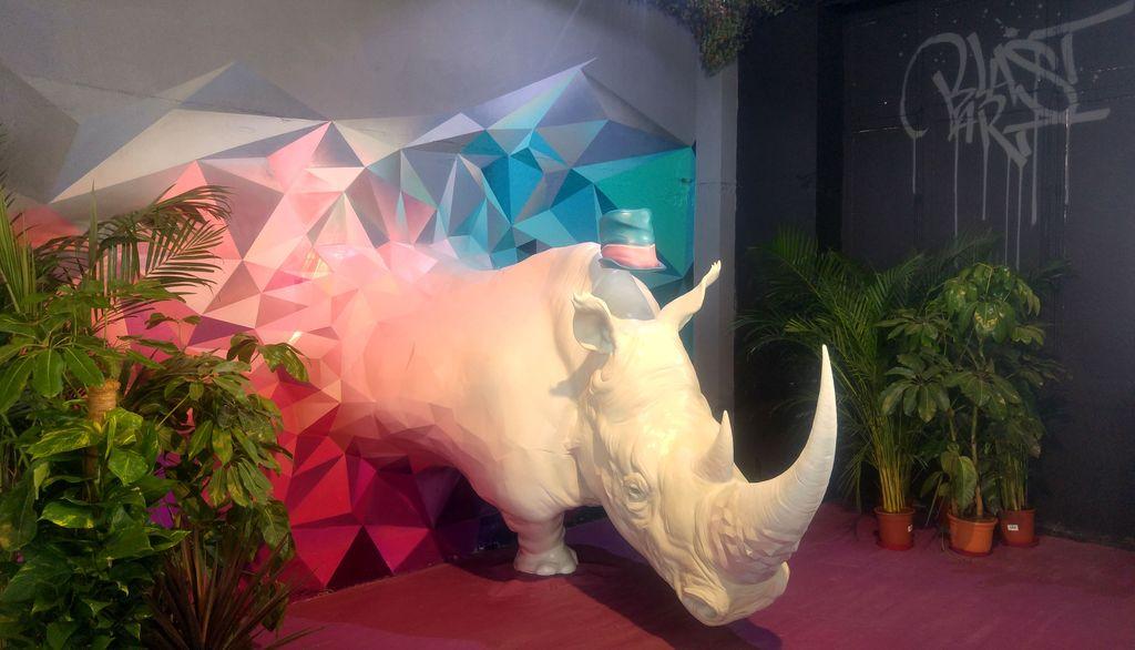 zoo art show kalouf pant 3D