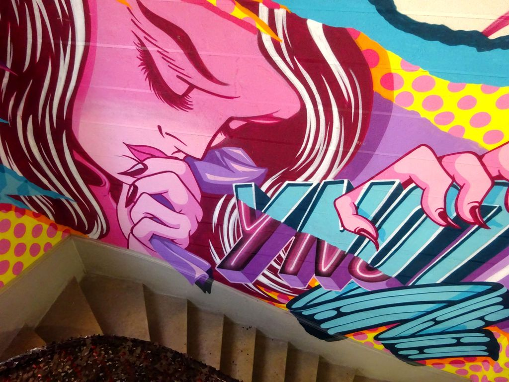 zoo art show street art lyon