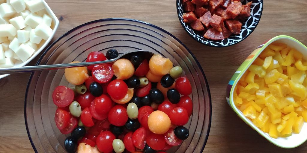 idee de salade repas
