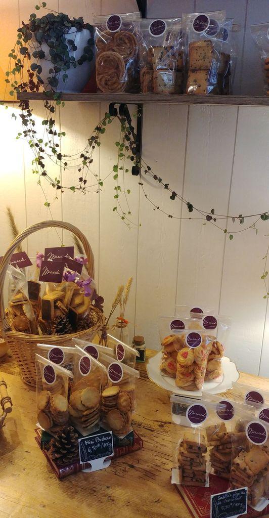 biscuit artisanal lyon