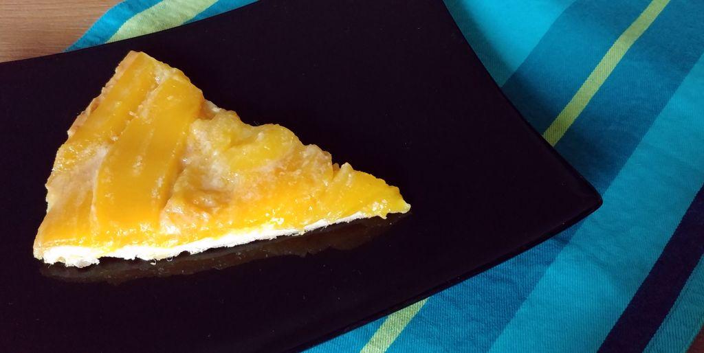 dessert aux mangues