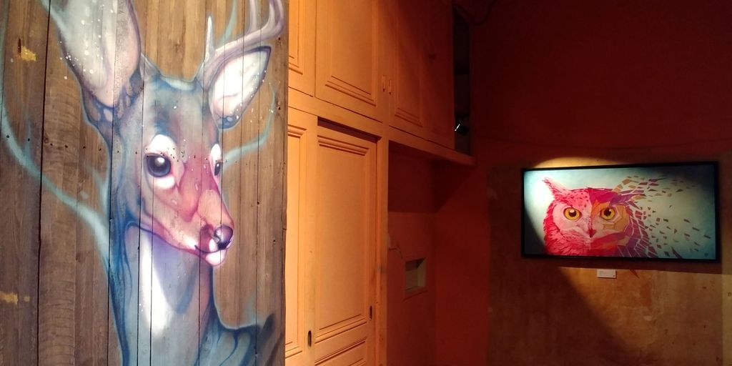 exposition street art lyon