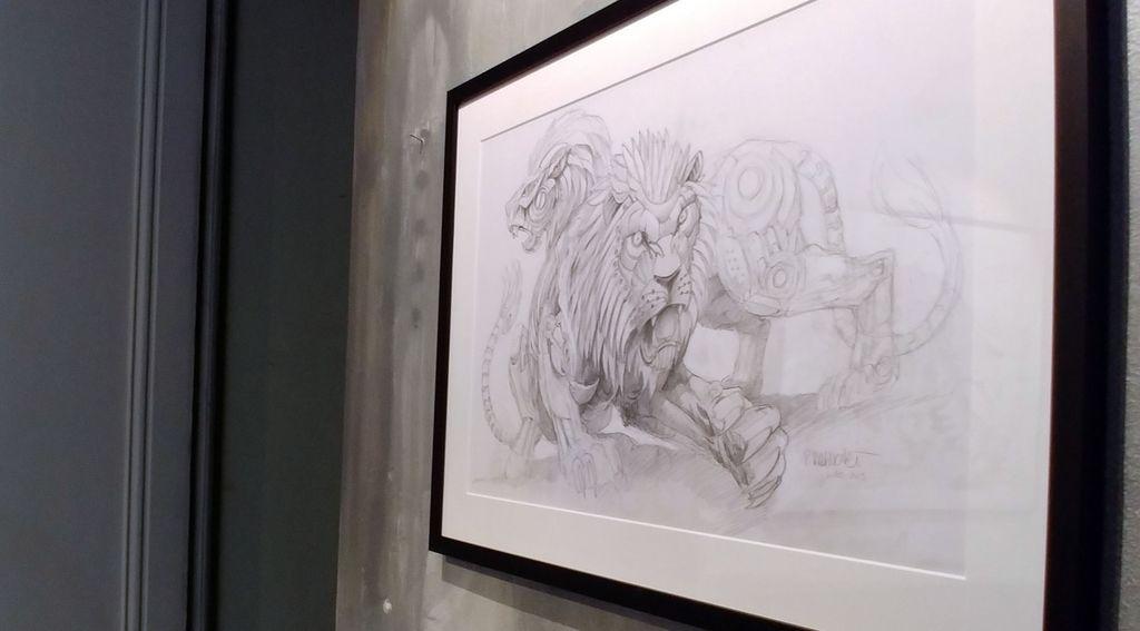 romain lardanchet dessin animaux