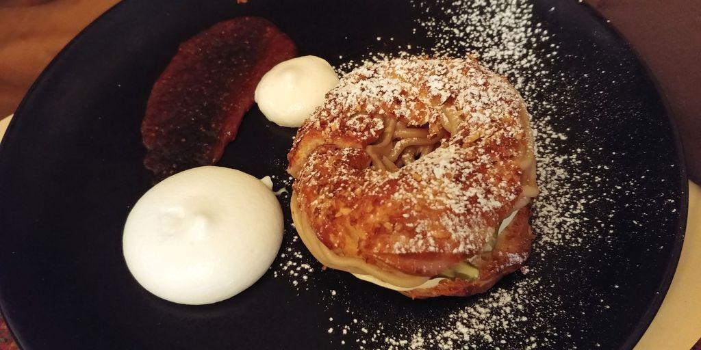 dessert canut et les gones
