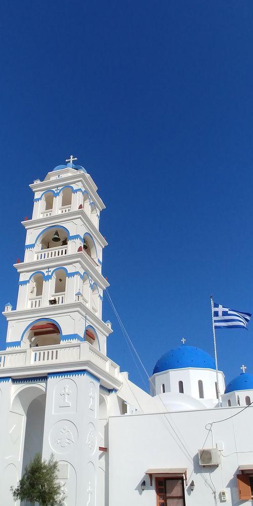 eglise orthodoxe sud de santorin