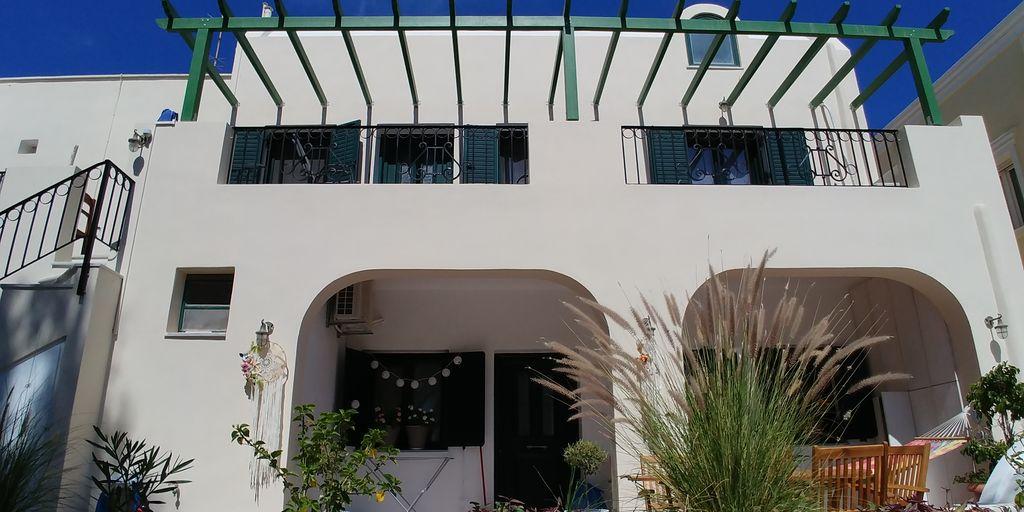 maison de santorin
