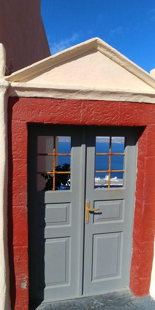 porte de santorin