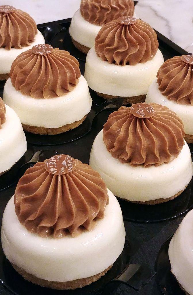 dessert ecole valrhona