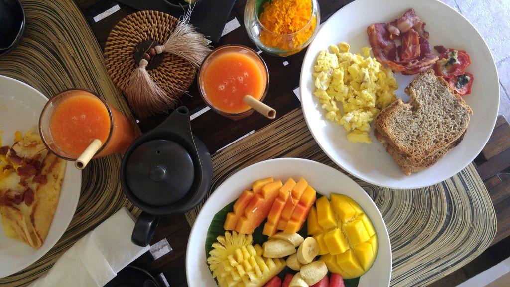 happycurio karmagali breakfast