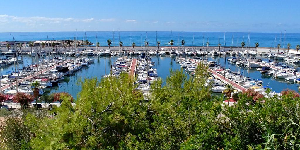 marina port de sitges