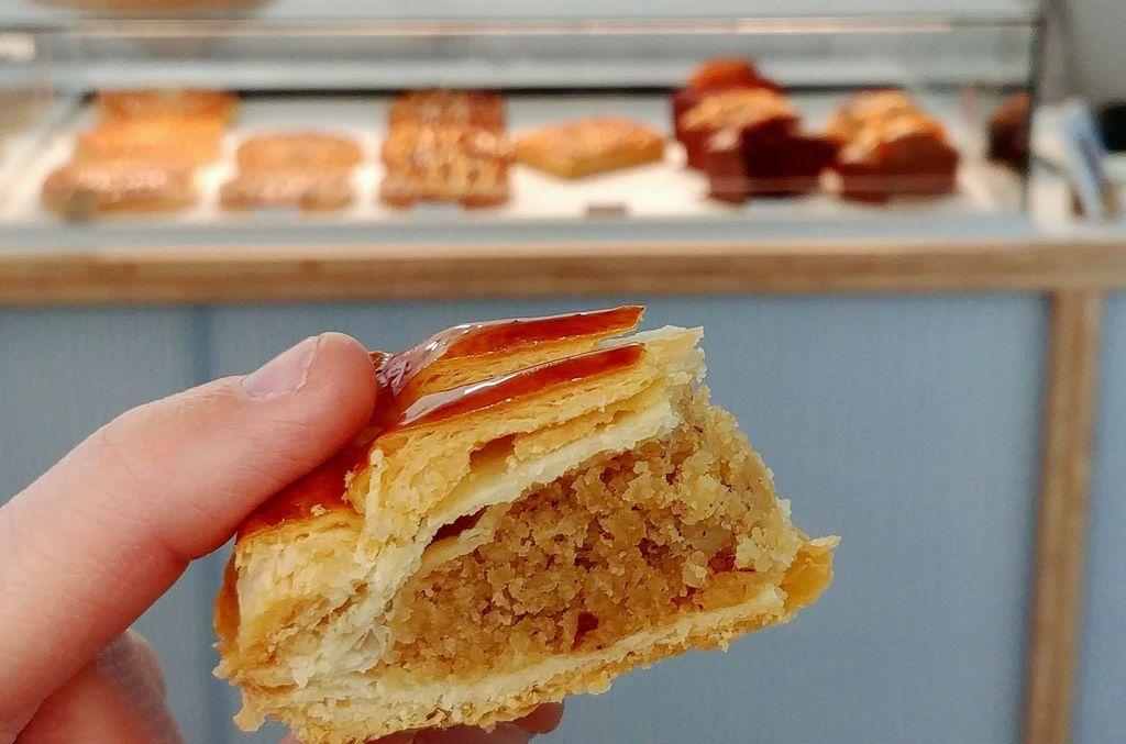 page top galette amandes lyon
