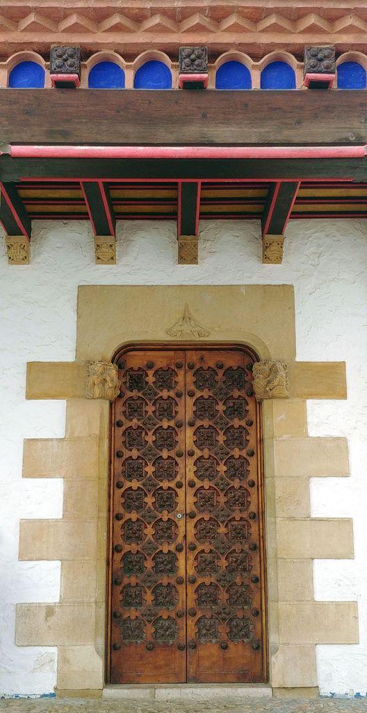 palais maricel porte sitges