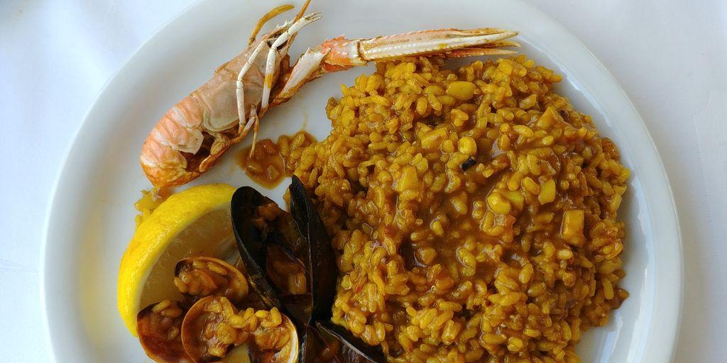 taverne du port sitges meilleure paella
