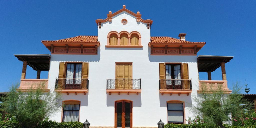 villa front de mer sitges